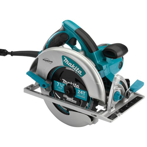 Makita 5007MGA Magnesium 7-1/4-Inch Circular Saw with Electric (Lights Electric Brake)