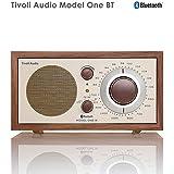 Tivoli Audio チボリオーディオ Model One BT (クラシックウォルナット/ベージュ) M1BT-1652-JP <Bluetoothワイヤレス AM/FMラジオ・スピーカー>