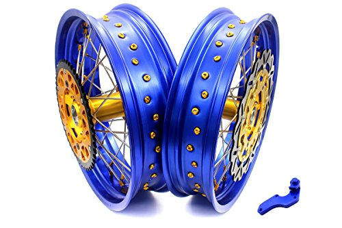 Drz400 Supermoto Wheels - 7