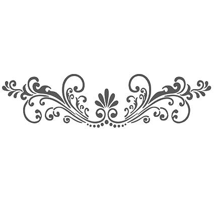 Amazon Com J Boutique Stencils Wall Stencils Border Stencil Pattern