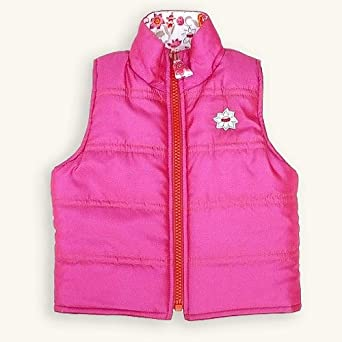 12-18 Month Gilet Pink Girls' Clothing (0-24 Months)