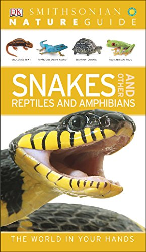- Nature Guide: Snakes and Other Reptiles and Amphibians: The World in Your Hands (DK Nature Guide)