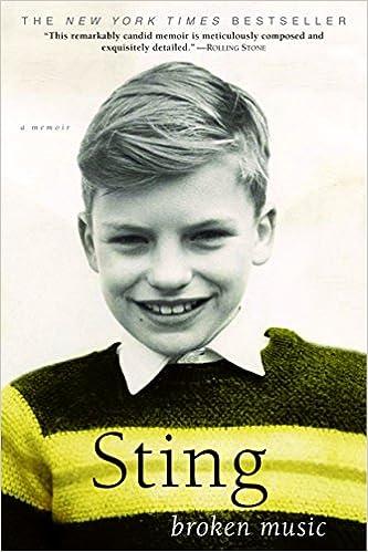 Sting autobiography