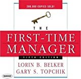 img - for The First Time Manager book / textbook / text book