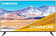 SAMSUNG 85-inch Class Crystal UHD TU-8000 Series - 4K UHD HDR Smart TV with Alexa Built-in (UN85TU8000FXZA, 20