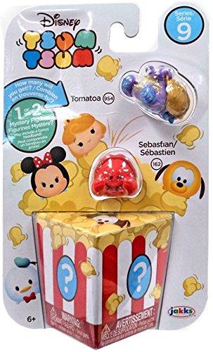 Disney Tsum Tsum Series 9 - Tomatoa/Sebastian/Mystery