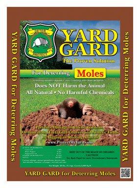 Yard Gard Organic Mole Repellent 20lb ()