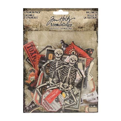 Tim Holtz Halloween Idea-Ology, -