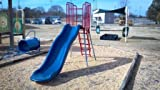 Wholesale Playgrounds BT-8006-DB Super Wave Slide Direct Bury