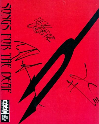 Queens Of The Stone Age Autographed Preprint Signed 11x14 Poster Photo 2