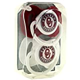 Best Game Day Outfitters Baby Feeders - NCAA Oklahoma Sooners Infant Pacifier Review