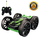 RC Stunt Car, Radio Control Car 4 Channel Double Side Flip 360 Degrees Rolling Racing Remote Vehicle Extreme High Speed Gift For Kids