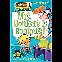 My Weird School #18: Mrs. Yonkers Is Bonkers! (My Weird School Daze) (English Edition)