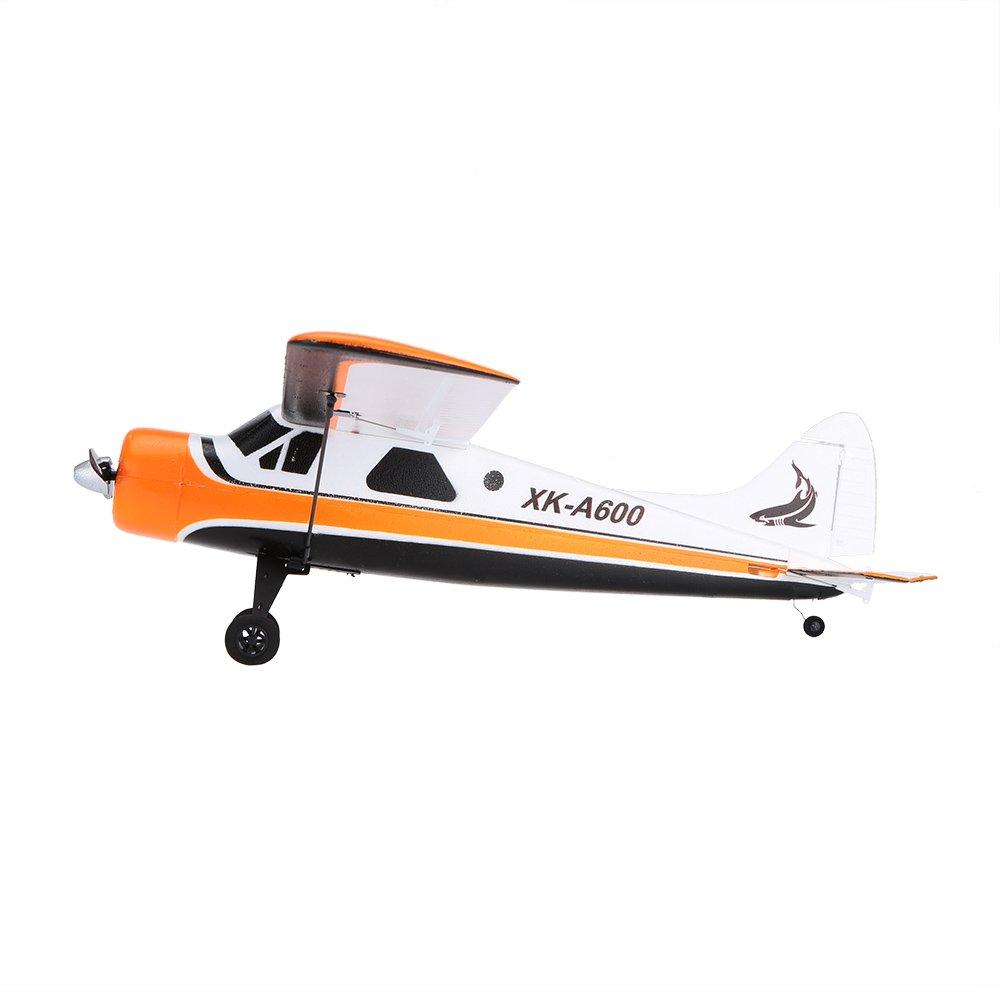 Goolsky XK DHC 2 Flugzeug A600 5CH RC Flugzeug 2 Brushless Motor 3D6G 013348