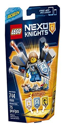 LEGO NexoKnights ULTIMATE Robin 70333 (Lego Figure Robin)