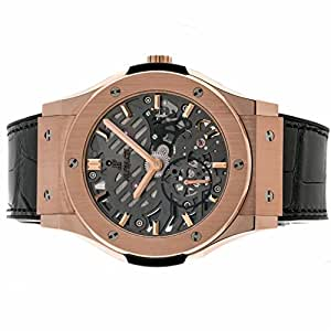 Hublot Classic Fusion mechanical-hand-wind mens Watch 545.OX.180.LR (Certified Pre-owned)