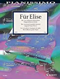 Fur Elise (100 pièces classiques faciles) - Piano.