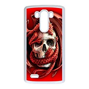 DANGDANG Dragon Skull Shell Phone for ipod touch4 Black Cover Phone Case [Pattern-1]