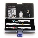 Smith Lock 3 PCS 7 Pins Tubular Lock Kit with a