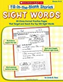 Sight Words, Linda B. Ross, 0439554314