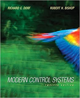 Modern Control Systems 12th Edition