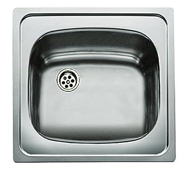 Amazon.com: Teka - Fregadero con 1 lavabo Teka 3001 E/50 1C ...