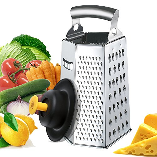Zestkit Stainless Silicone Parmesan Vegetable product image