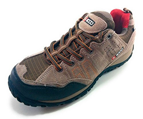 +8000 Tasmu Zapatillas Senderismo Trekking Montaña Hombre impermeables