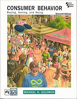consumer behavior buying having and being solomon 11e by michael r solomon 20141109