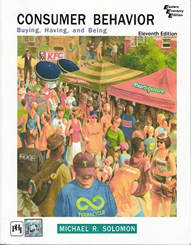 Consumer Behavior: Buying, Having, and Being Solomon 11e