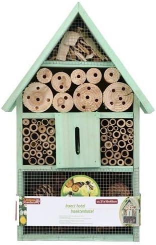 Casa madera insectos niño Eveil insolite Hotel jardín juego juguete ciencia terrarios: Amazon.es: Productos para mascotas
