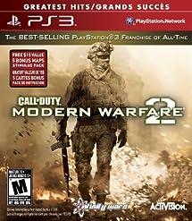 Call of Duty: Modern Warfare 2 Greatest Hits with DLC - Playstation 3
