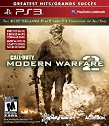 Amazon Com Call Of Duty Modern Warfare 2 Greatest Hits With Dlc
