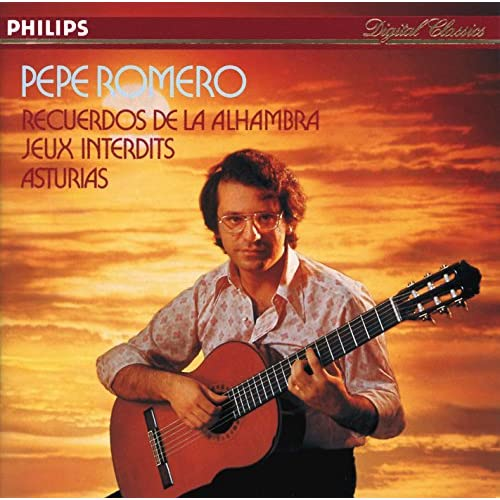 Tarrega Capricho 225 Rabe By Pepe Romero On Amazon Music