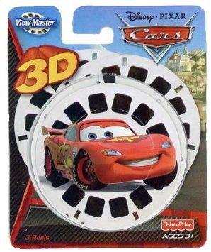 View-Master - Disney Cars - 2 Reels