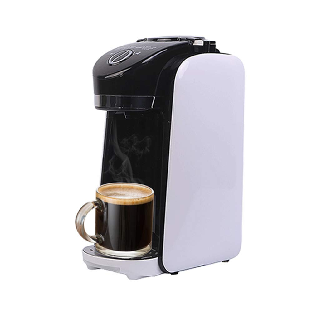 JIAWANSHUN 3-cup Coffee Maker Coffee Brewer Machine with Grinder Electric(110V)