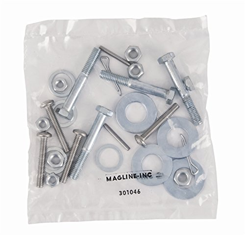 Fastener pack #1 for all models