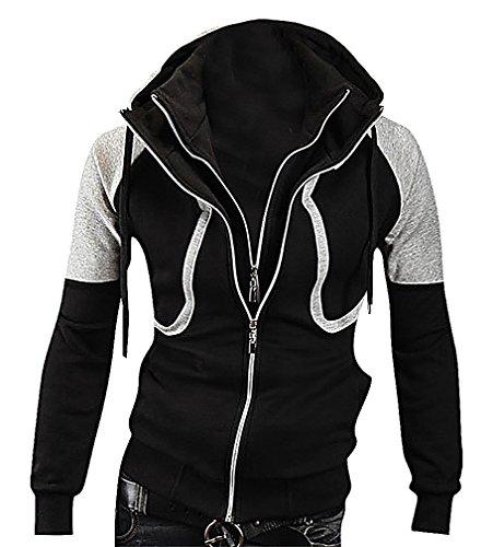 Slim Zip Sweatshirt - 3