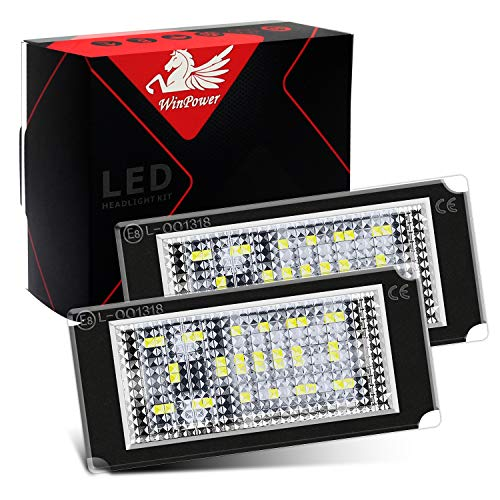 Used, Win Power LED License Plate Light 18SMD E-Marked OBC for sale  Delivered anywhere in Canada