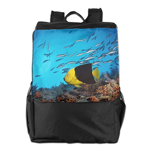 And School World Men For Dayback Strap Shoulder HSVCUY Personalized Underwater Women Storage Adjustable Travel Sea Camping Outdoors Backpack qn1Xw8a