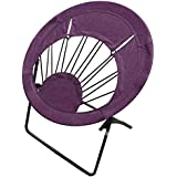 Impact Canopy 0460020008VC Folding Bungee Chair, Purple