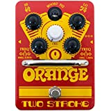 Orange Two Stroke Boost EQ Pedal