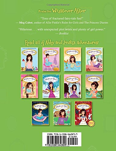 Two Peas in a Pod (Whatever After #11) by Scholastic Press (Image #1)