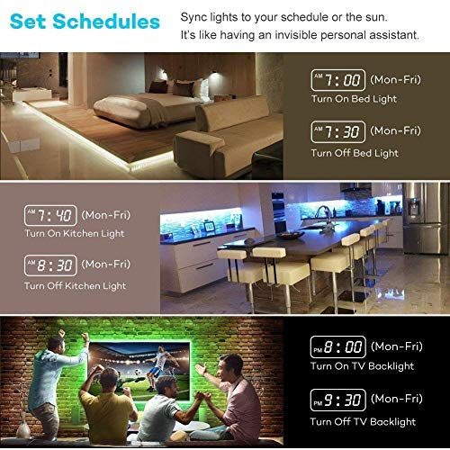 JOMARTO-Smart-LED-Strip-Lights-UL-Listed-RGBW-WiFi-LED-Tape-Light-Compatible-with-AlexaGoogle-Home-164ft-300Leds-5050-Color-Changing-Dimmable-12V-Power-Waterproof-for-ChristmasHomeKitchen