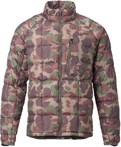 Burton Men's AK BK Down Insulator Jacket, Kodiak Camo, Large