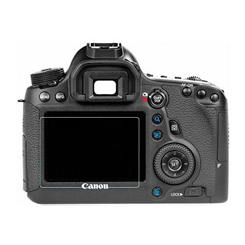 Phantom Glass PGC-004 Canon 6D Screen Protector, Clear