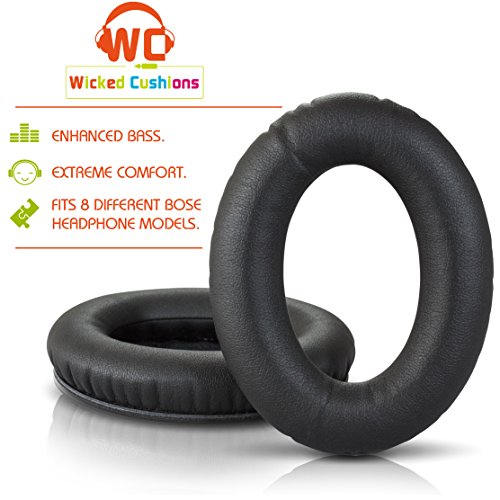 Wicked Cushions Bose Replacement Earpads