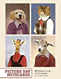 img - for Picture Day Notecards book / textbook / text book