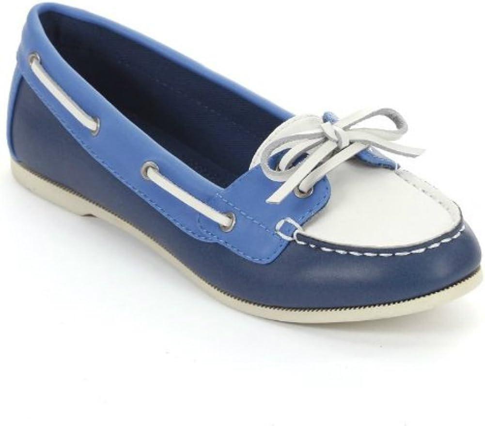 Croft \u0026 Barrow Blue Boat Shoes - Women