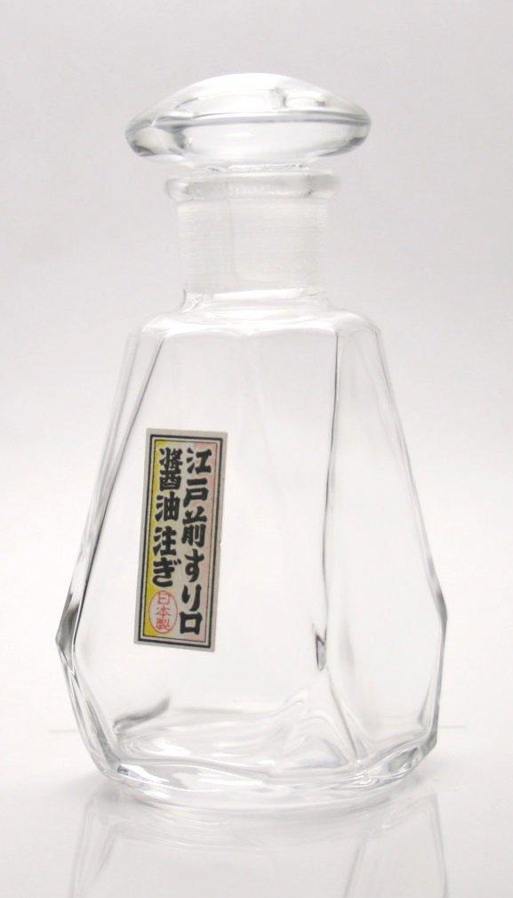 岩澤硝子 江戸前すり口醤油注ぎ 大